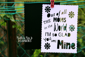 Balloon By Jc – Mother's Day Delivery 2016 Design