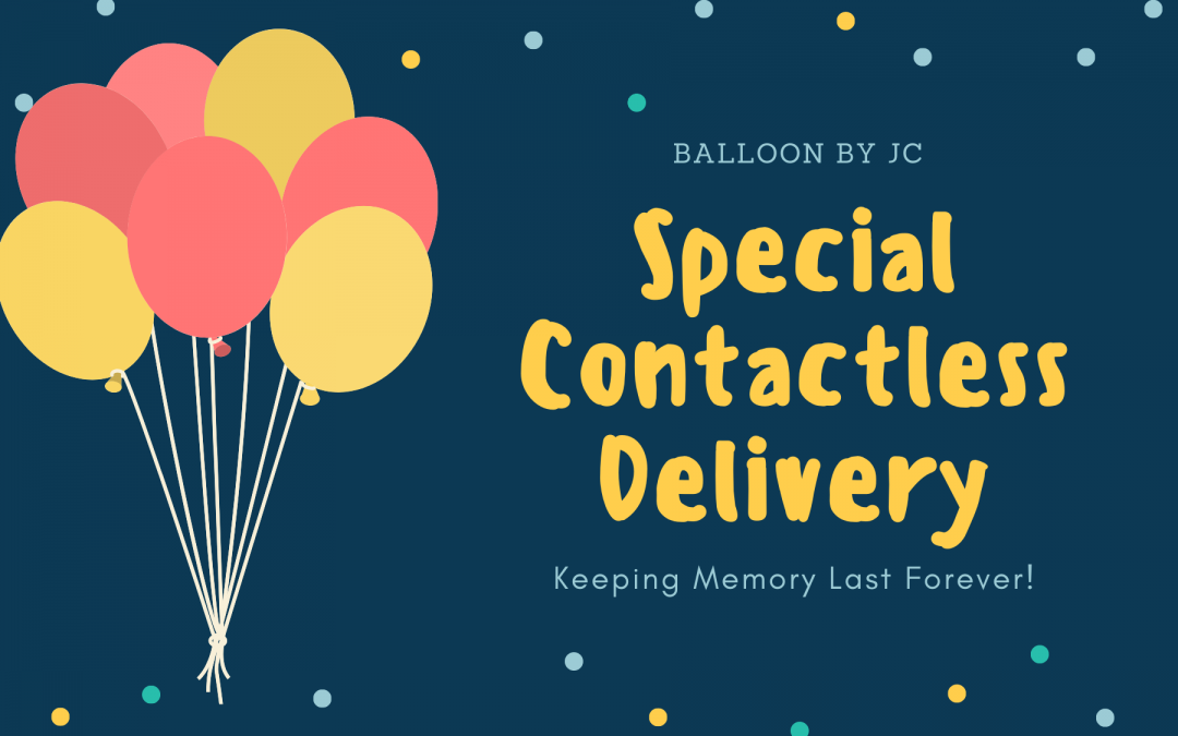 Special Contactless Delivery