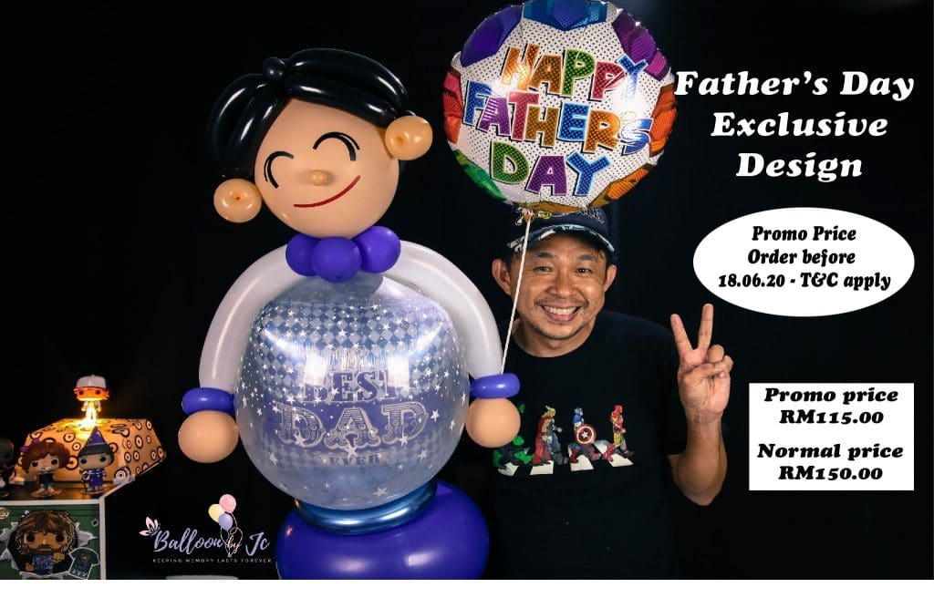 Father's Day Exclusive Design 2020